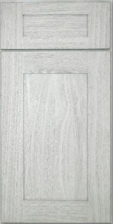 Nova Light Gray Shaker Kitchen Cabinets