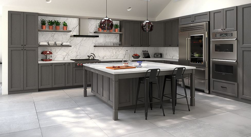 Greystone Shaker Kitchen Cabinets Cabinets Store